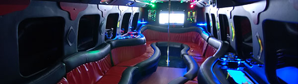 Limo Buses From A2z Limos