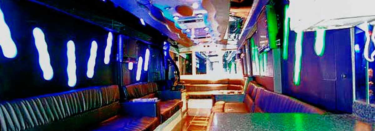 Limo Bus Rentals