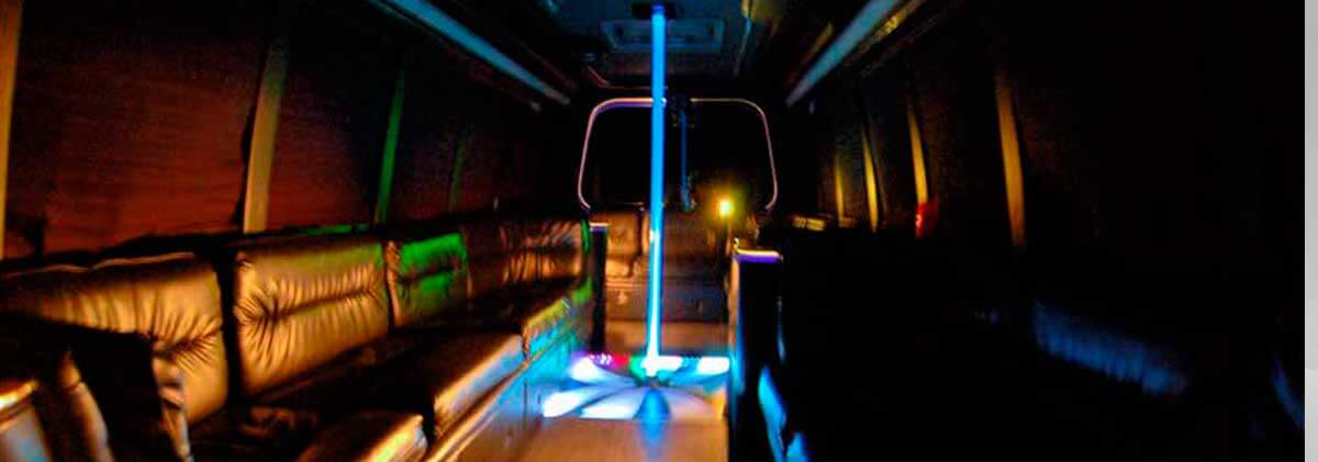 Limo Bus For Rent