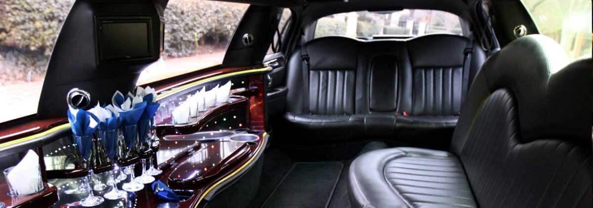 10 Passenger Limousine Rental