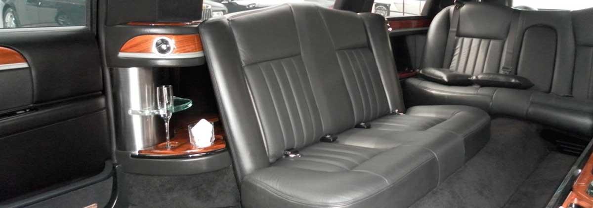 8 Passenger Limousine Rental