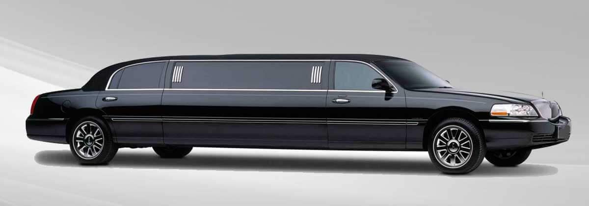 8 Passenger Limousine
