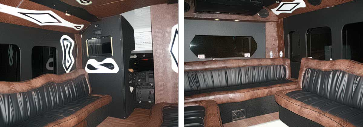 Dallas Party Bus Rentals