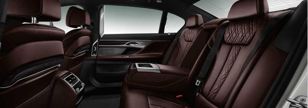 BMW Sedan Rental