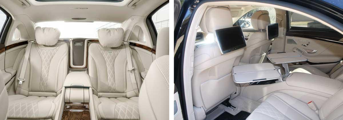 Mercedes Sedan Rentals