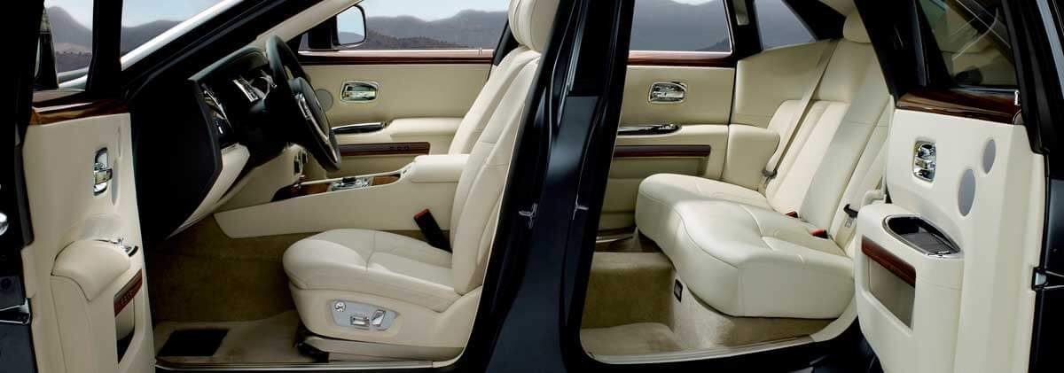 Rolls Royce Sedan Rental