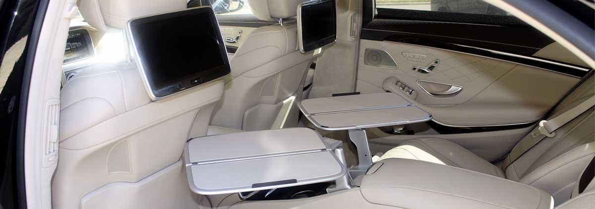 Mercedes Sedan Rental