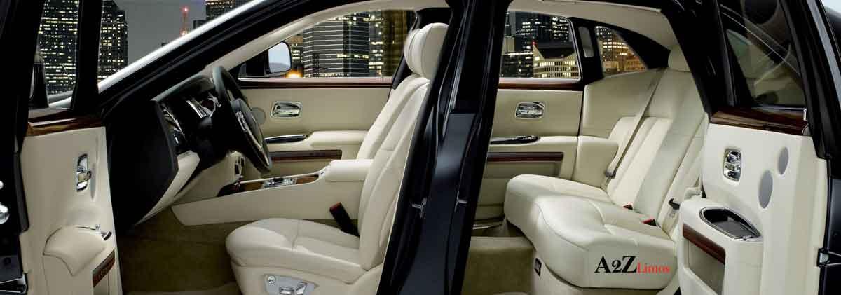 Rolls Royce Ghost Car Service