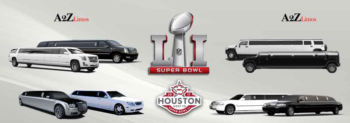 Super Bowl Houston Limo Service